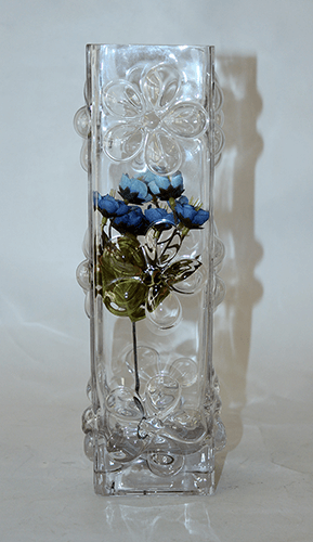 115 Glass Flower Vase Amorino Emporia